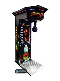 Street Fighter 3 Arcade Cabinet Boxer Street Fighter Primetime Amusements