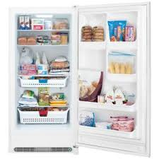 home depot black friday sale on upright freezer frigidaire 21 0 cu ft frost free upright freezer in white