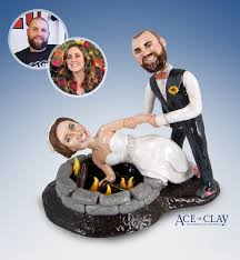 custom wedding cake topper custom sculptures wedding cake toppers functional artwork and