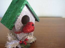18 best birdhouse ornaments images on