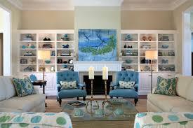 Teal Livingroom Prepossessing 80 Brown Blue Living Room Decorating Ideas
