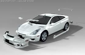 2000 toyota celica gts kits toyota celica package kit future car