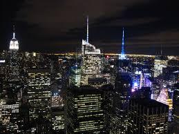 New York At Night Wallpaper The Wallpaper by New York Lights Wallpaper