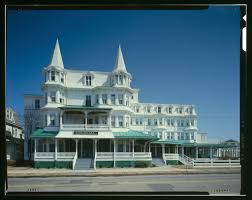 colonial hotel cape may new jersey main facade good times with