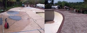 How To Fix Cracks In Concrete Patio Repairing Concrete Cracked Concrete Decorative Concrete
