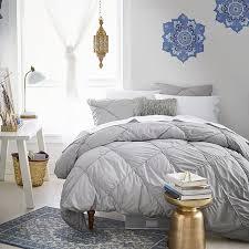 Pottery Barn Teen Comforter Diamond Dream Duvet Cover Sham Pbteen