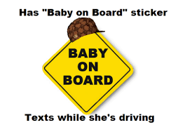 Baby On Board Meme - 25 best memes about meme sound board meme sound board memes