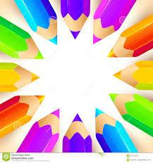 zodiac signs rainbow colored circle stock vector image 64025109