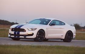mustang modified hennessey cranks up the mustang shelby gt350 to 800hp