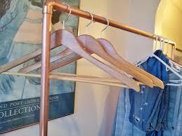 amazon com clothing rack genuine copper industrial garment rack