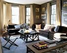 Living Room Decorating Ideas With Dark Brown Sofa - New Home Rule!