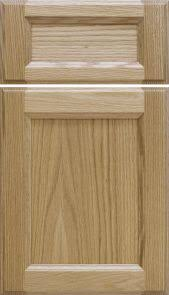 Kitchen Cabinet Doors Wholesale Suppliers Oak Door With A Step Crown Raised Panel Inside Ogee