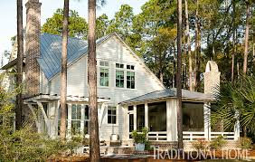 South Carolina Cottages by Get The Look Southern Style Architecture Traditional Home