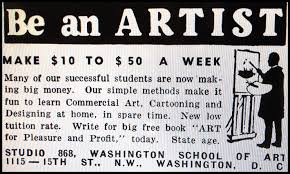 Designing An Art Studio Dc Apprenticeship So You Want To Be An Artist Daily Art Muse