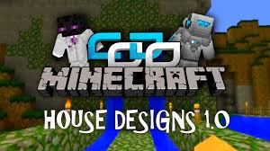 minecraft awesome house designs ideas codo123 youtube