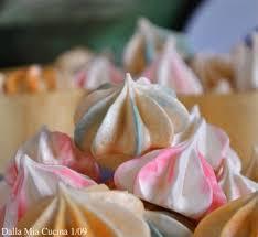 dalla mia cucina meringue cookie kisses u0026 dreaming in color