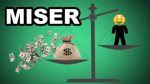 learn english words miser meaning vocabulary with pictures