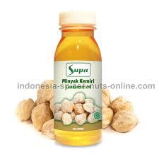 Minyak Kemiri Sei minyak kemiri murni 100ml indonesia spices nuts