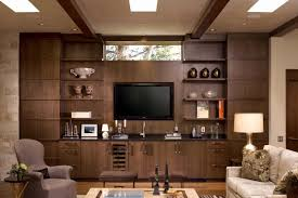 built in tv wall simple white wooden floating tv cabinet built in shelves over