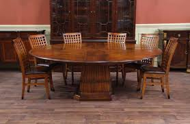 expandable round dining table tropical round table solid walnut expandable round dining table