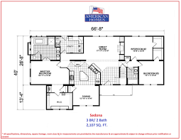 american house designs and floor plans sedona american homes