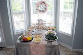 ideas for bridal luncheon a southern bridal shower for kelsey southern weddings