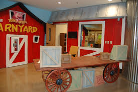 Barn Prop Kids Church Design Google Search Childrens Wing Of Church