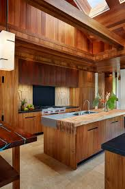 kitchen paneling ideas wood panel ceiling ideas kitchen tropical with vaulted ceilings