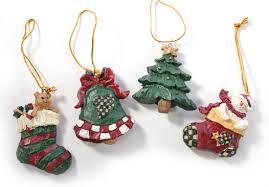 miniature rustic ornaments ornaments