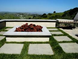 Square Firepit Square And Rectangular Pits Hgtv