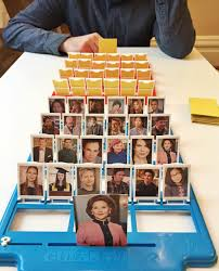 diy indoor games diy guess who game templates harry potter template and gaming