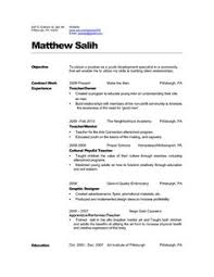 Best Resume For Interview by Choosing The Right Resume Format Is Critical To Presenting Your