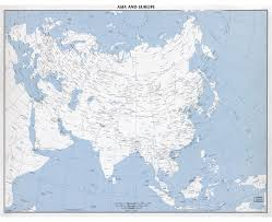 Map Of Europe Asia maps of asia and asian countries political maps road and