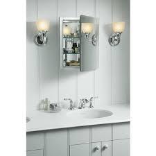 Bathroom Cabinets Kohler Recessed Medicine Cabinets Recessed Kohler K Cb Clr1620fs Recessed Medicine Cabinet 14 X 18 Inset
