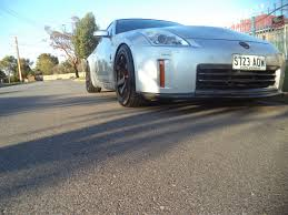 nissan 350z price australia anyone with an ebay front lip interior exterior zclub