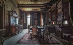 gorgeous homes interior design stunning abandoned homes are surprisingly full of life huffpost