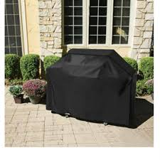 Patio Grill Cover by Homitt Gas Grill Cover 58 Inch 600d Heavy Duty Waterproof Bbq
