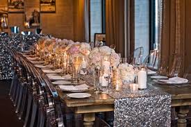 silver sequin table runner sparkly table runners wedding party decorations glittery 2016 gold