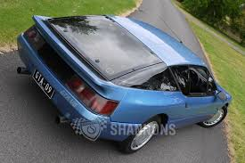 renault alpine a610 renault alpine gta v6 coupe auctions lot 11 shannons