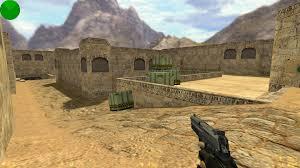 dust map counter strike s legendary de dust2 map recreated in