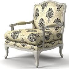 Classical Armchair