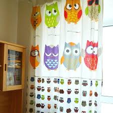 Owl Drapes Teawing Co U2013 Decorate Your Comfortable Room With Beautiful Curtain