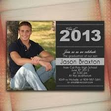 high school graduation announcement senior graduation invitation wood grain etsy graduation