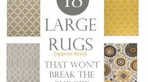 Discount Area Rugs Awesome Rug 810 Area Rugs 100 Wuqiangco In 8 X 10