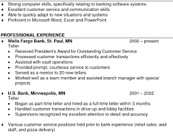 resume warehouse resume no experience awesome bank teller resume