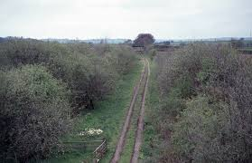 what it looks like today the tiverton branch line exe valley