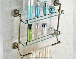 Glass Shelves For Bathroom Wall Glass Shelves Bathroom Wall Ccode Info