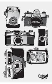 drawn camera easy pencil and in color drawn camera easy