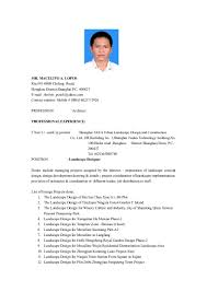 Job Resume Template Singapore by Resume 2015 Latest Updated