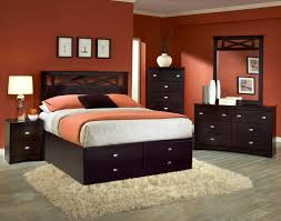Queen Beds With Storage Tyler 5 Pc Set With Queen Storage Bed Bedroom Sets